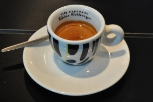 Espresso, the To A Tea way