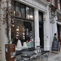 Bea's of Bloomsbury on Theobald Road