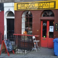 Artisan Roast on Broughton Street, Edinburgh