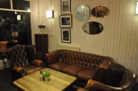 Comfy Sofas in Freemans Coffee, Marchmont, Edinburgh