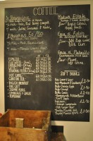 Wild at Heart's Coffee Menu
