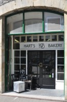 Hart's Bakery, in one of the arches under the Approach Road to Bristol Temple Meads Station