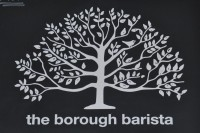 The Borough Barista logo