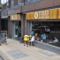 The front of Yorks Bakery Cafe