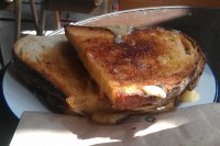 The self-proclaimed Best Cheese Toastie in the World from Newcastle's 9 Bar!