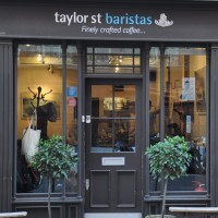Taylor Street Baristas in Mayfair