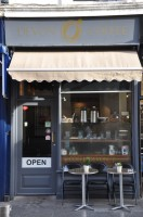 Devon Coffee on Exeter's Queen Street