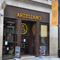 Artigiano Espresso on New Oxford Street, London