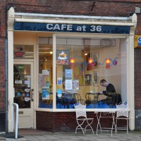 Cafe at 36 on Cowick Road