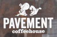 The Pavement Coffeehouse logo