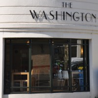 Washington Tea, the new offshoot of Waterloo Tea, down in Penarth in the Washington Buildings