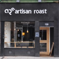 Artisan Roast on Bruntsfield Place, Edinburgh.