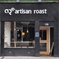 Artisan Roast on Bruntsfield Place, Edinburgh.