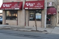 Jany's Diner, on the corner of 12th and Wood