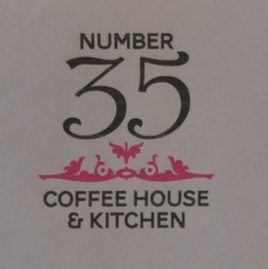 The Number 35 Coffee House & Kitchen Logo