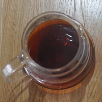 A carafe of Ethiopian Kayamo coffee roasted by Workshop, served by BLK Coffee, Heaton.