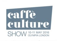 The Caffe Culture Show logo from this year