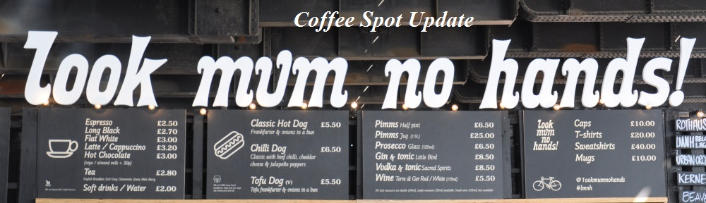 Look Mum No Hands South Bank Pop Up 2016 Brian S Coffee