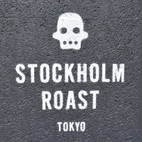 The Stockholm Roast logo from the wall on the Tobacco Stand in Tokyo.