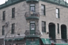 Perched on the corner of Rue St-Viateur and Rue Waverley, you will find Café Olimpico