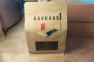 Island Coffee I already knew, but Bauhaus was another new name (for me) in roasting.
