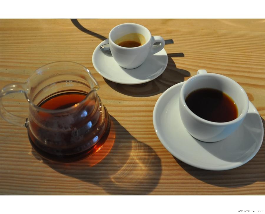 My coffee...