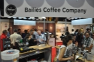 Finally, there was Bailies, from Belfast, who I'd missed at the London Coffee Festival.