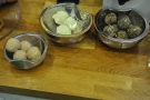 ... and Beany Balls of various descriptions.
