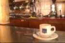In contrast, Le Metro, a typical cafe/bar serving perfectly good coffee in Belleville.