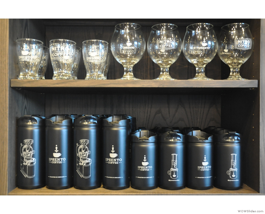 Fancy an Ipsento-branded glass or travel cup?