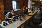New to the Festival last year, the UK finals of the Tasters' Cup.
