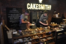 ... and here from friends of the Coffee Spot, Cakesmiths, who last year...