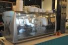 Who needs a mirror when you have a Nuovo Simonelli espresso machine?