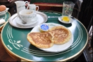 It was on that trip that I discovered you could get blini for breakfast.