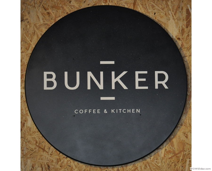 Another one that may or may not be a basement, Newcastle's Bunker Coffee & Kitchen.