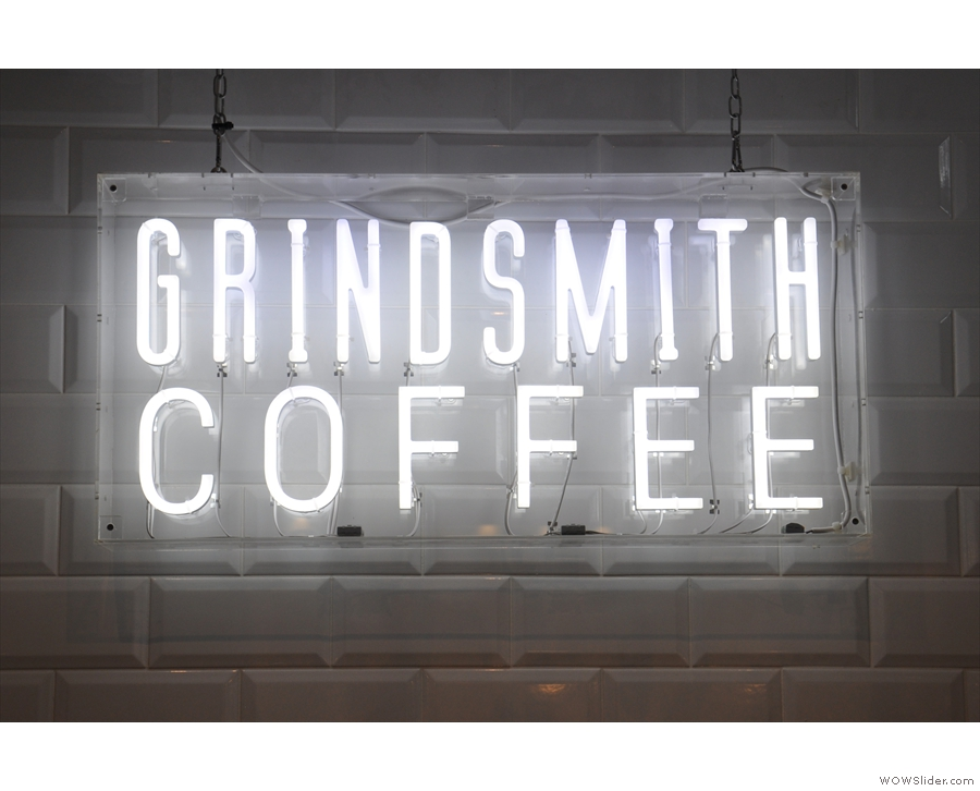 Finally, the latest Grindsmith, on Manchester's Cross Street, has a very fine basement.