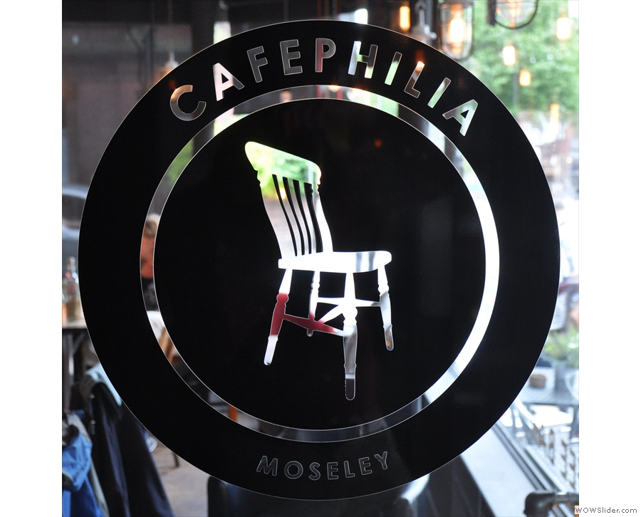 Bringing speciality coffee to the fine folks of Moseley in Birmingham, it's Cafephilia.