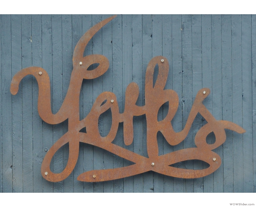 Yorks Cafe & Coffee Roasters, conveniently located directly outside Birmingham New Street.