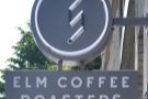 Elm Coffee Roasters, a couple of blocks from Seattle's King Street Station.