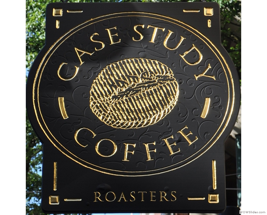 Case Study Coffee Roasters, which served me an even better Ethiopian espresso.