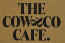 The Cow & Co Cafe, design shop turned coffee shop. With orange & cranberry cake.