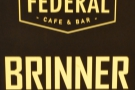 Federal Cafe & Bar: brinner = breakfast for dinner. What more do I need to say?