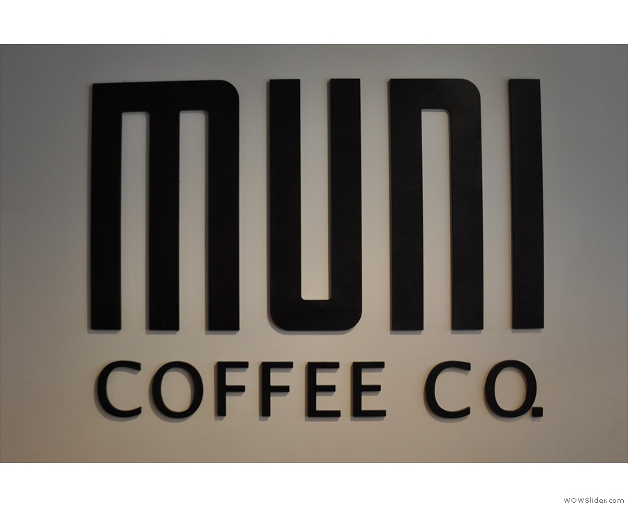 Muni Coffee Co, pioneers who are bringing Filipino speciality coffee to London.