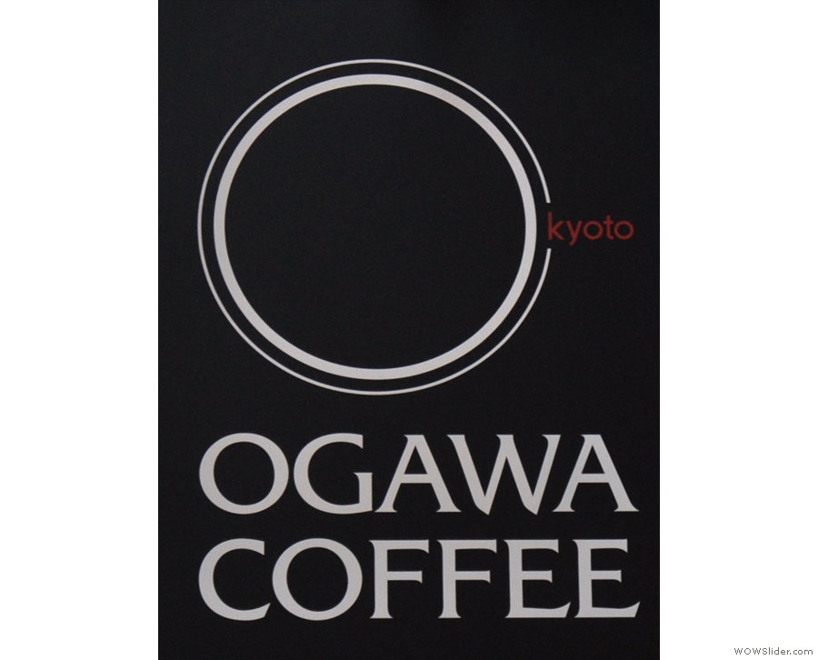 Ogawa, Boston, blending Japanese and American speciality coffee culture.