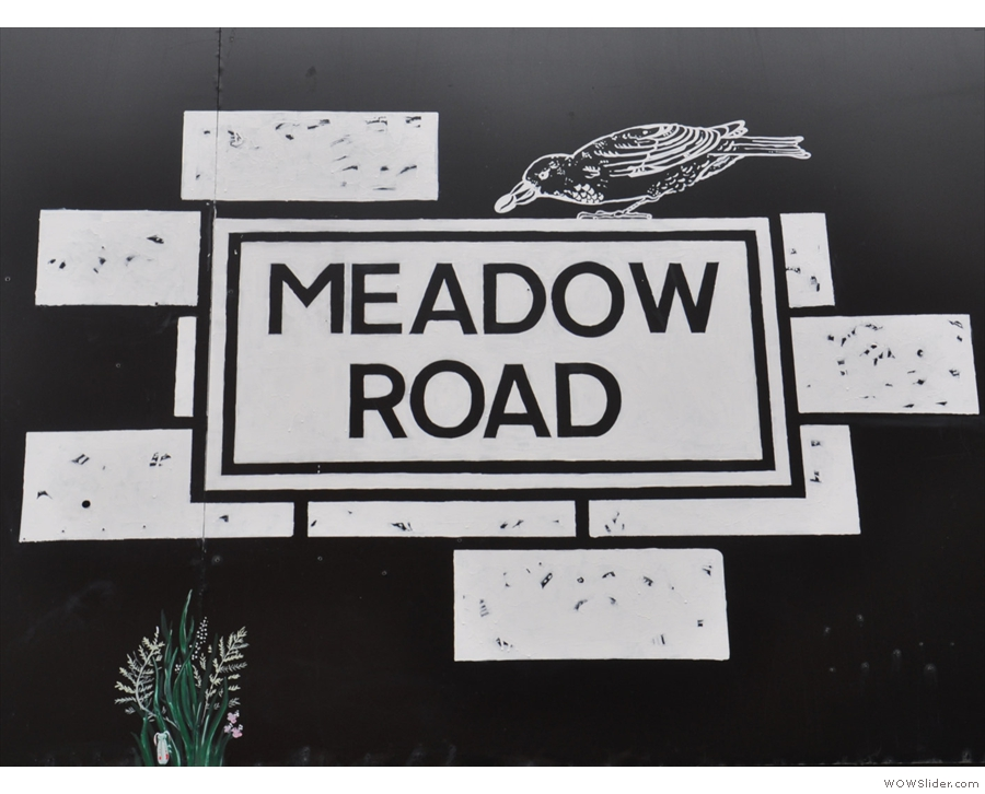 Kicking off the final shortlist, it's Meadow Road Coffee, flying the flag for Glasgow.