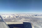 However, as we approached Salt Lake City itself, we came across a thick blanket of cloud...