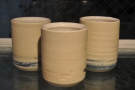 Go Get Em Tiger also sells kit, such as these lovely, handleless earthenware mugs.