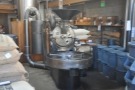 It's a beautiful, old roaster which, I believe, dates from 1961.