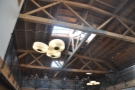 I loved the roof at Sightglass. As well as having the front made completely of glass...