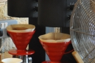 The SP9 is an automated pour-over system, dispensing pre-programmed doses of water...